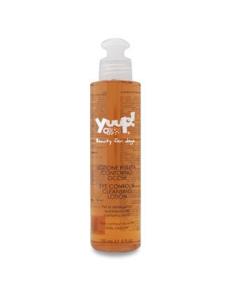 Yuup! Home Eye Contour Cleaning 150ml - preparat do pielęgnacji oczu zwierząt z naturalnymi ekstraktami