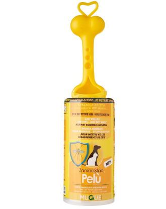Mugue Insect Repellent Roller - zapachowa rolka do zbierania sierści zwierząt, odstraszająca komary