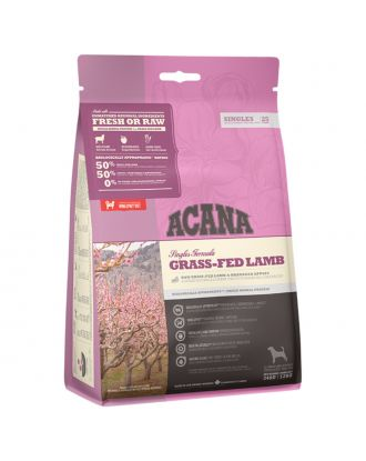 Acana Grass Fed Lamb & Apple - monobiałkowa karma dla psa, jagnięcina i jabłko