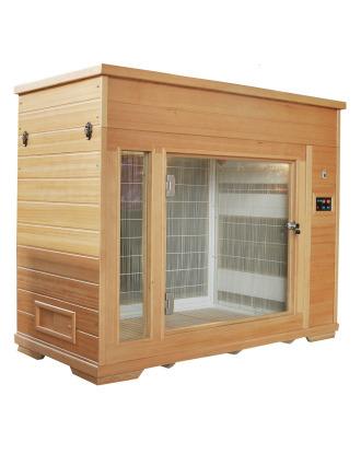 Profesjonalna kabina susząca Vivog Dog Spa Duo dla średnich i dużych psów