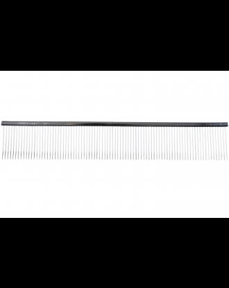 """Chris Christensen Buttercomb #505 All Coarse 8,5"""" 22cm - solidny, metalowy grzebień z średnim rozstawem ząbków"""