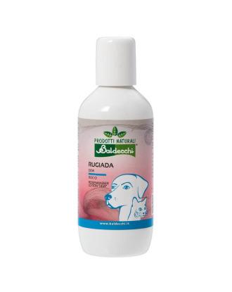 Baldecchi Rosewater Lotion Dew - preparat do oczyszczania twarzy, łapek oraz części intymnych zwierząt domowych, z wodą różaną