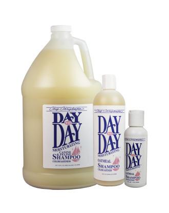 Chris Christensen Day To Day Moisturizing Shampoo - owsiany szampon nawilżający do wrażliwej skóry, z witaminą E, koncentrat 1:8