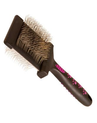 KW Smart Flexible Brush - Dwustronna, elastyczna szczotka, średnia