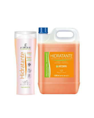Artero Hidratante Moisture Bath - szampon dla ras długowłosych