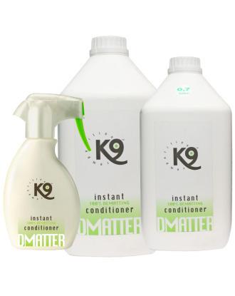 K9 Instant Dmatter - odżywka rozkołtuniająca w sprayu