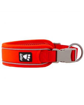 Hurtta Weekend Warrior Collar Eco Rosehip - pochodząca z recyklingu wodoodporna obroża dla psa